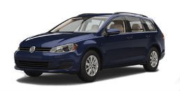 New Volkswagen Golf SportWagen at Lexington